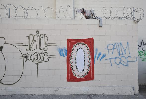homeless, textiltaggx, isle of lox, leyla rodriguez
