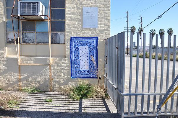 leyla rodriguez, isle of lox, homeless, table clothing, interior landscapes
