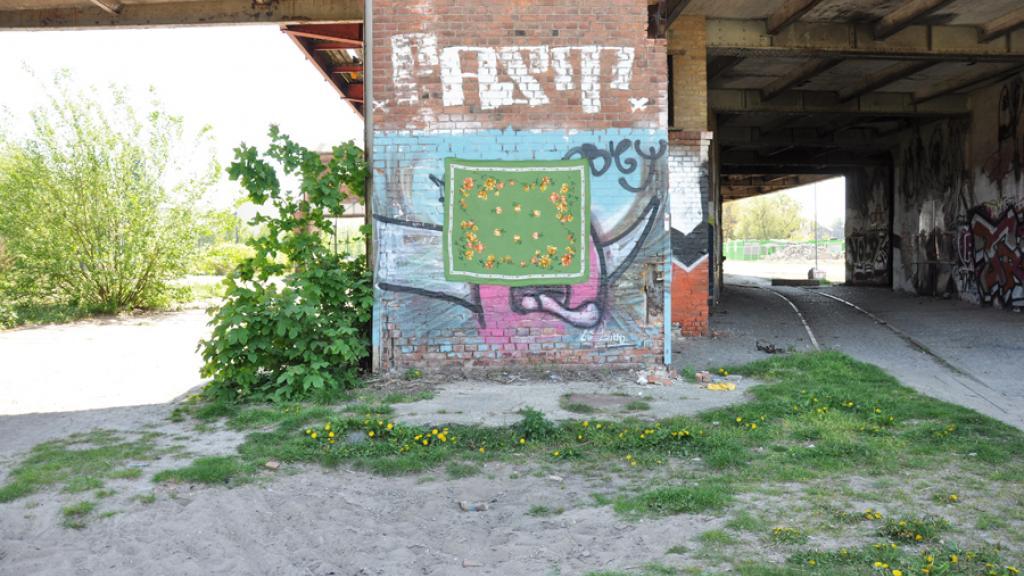 textiltaggx, leyla rodriguez, isle of lox, urban art, street art,