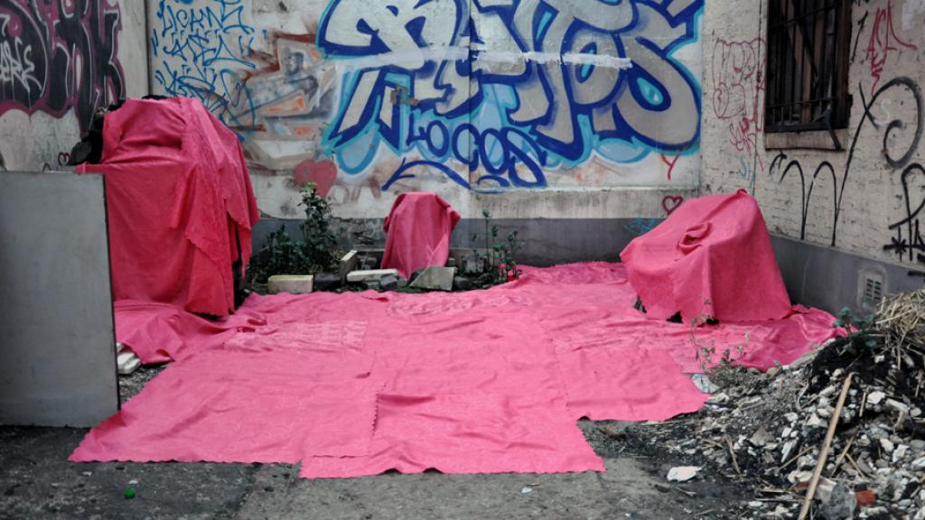 textil taggx, garment art, garment urban art, leyla rodriguez